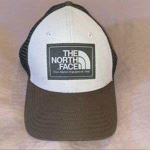 North Face adjustable trucker hat